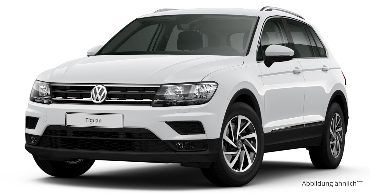 vw tiguan neu trendline 2 0 tdi scr 6 gang leasing ab 230 00. Black Bedroom Furniture Sets. Home Design Ideas