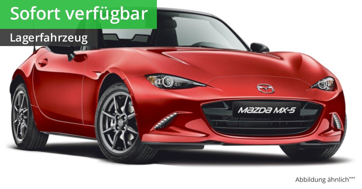 mazda mx 5 roadster sports skyactiv g 132 6 gang leasing. Black Bedroom Furniture Sets. Home Design Ideas
