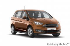 Ford C-MAX Cool und Connect 1,5 l TDCi 6-Gang