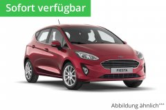 Ford Fiesta Cool&Connect 5-Gang