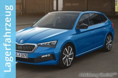 Skoda Scala Active 1,0 TSI 5-Gang