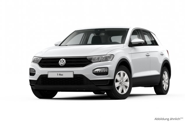 vw t roc 1 6 tdi 6 gang leasing ab 160 00. Black Bedroom Furniture Sets. Home Design Ideas