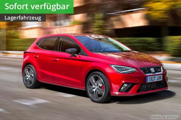 seat ibiza reference 1 0 mpi start stop 5 gang leasing ab. Black Bedroom Furniture Sets. Home Design Ideas