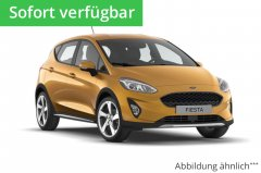 Ford Fiesta Active 1,0 l EcoBoost 6-Gang