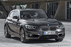 BMW 1er 116i 5-Tuerer Advantage 6-Gang