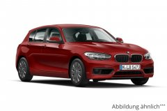 BMW 1er 118i 5-Tuerer Advantage 6-Gang