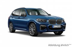 BMW X3 sDrive18d 6-Gang