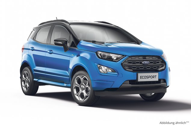 Ford EcoSport Cool und Connect 1,0 l EcoBoost  6-Gang