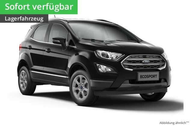 Ford EcoSport Cool&Connect 1,0 l EcoBoost 6-Gang-Automatik