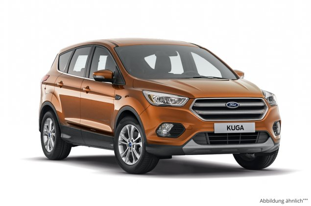 Ford Kuga Cool und Connect 2,0 l TDCi 6-Gang