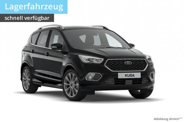 Ford Kuga Vignale 1,5 l EcoBoost 4x4 6-Gang-Automatik