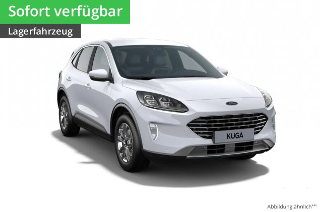 Ford Kuga ST-Line 2.5 Duratec PHEV Automatikgetriebe