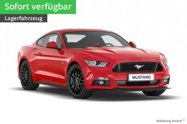Ford Mustang GT Fastback 5,0 l V8 Automatik