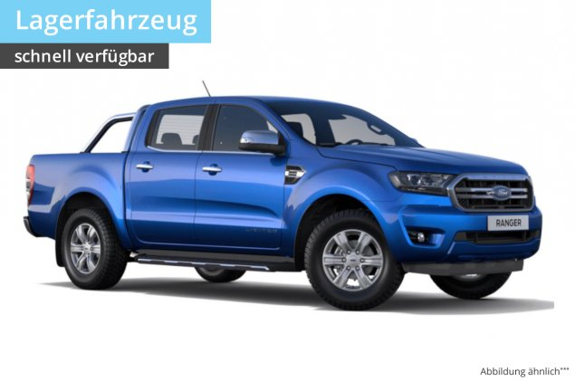 Ford Ranger Limited 2,0L EcoBlue 10-Gang-Automatik