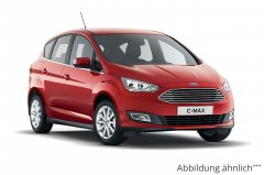 Ford C-MAX Cool und Connect 1,0 l EcoBoost 6-Gang