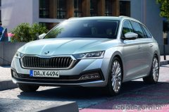 Skoda Octavia Combi 2020 First Edition 1,5 l TSI 6-Gang