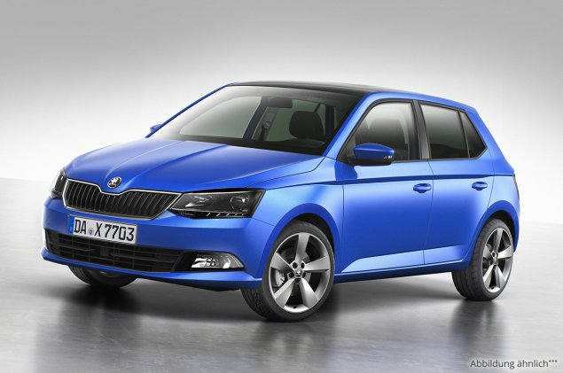 Skoda Fabia COOL PLUS 1,0 l MPI 5-Gang