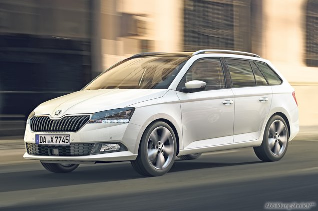 Skoda Fabia Combi COOL PLUS 1,0 l TSI 5-Gang