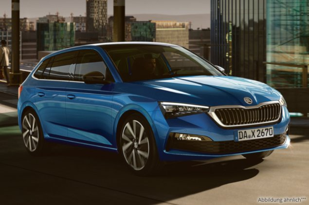 Skoda Scala Ambition 1.0 TGI G-TEC 6-Gang