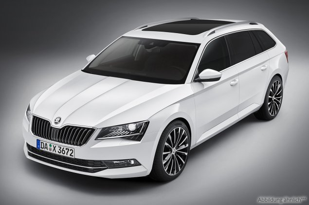 Skoda Superb Combi Active 1.5 TSI ACT 6-Gang