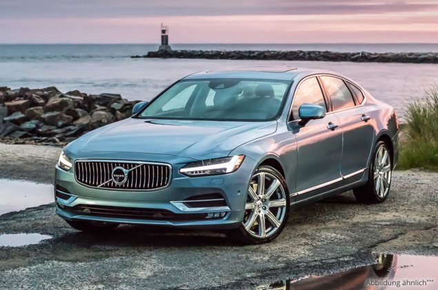 Volvo S 90 Momentum D5 AWD 8-Gang Geartronic Automatikgetriebe