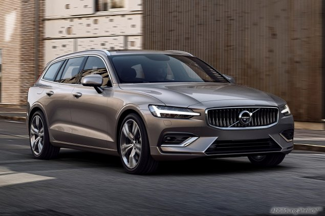 Volvo V 60 Momentum Pro T4 8-Gang Geartronic Automatikgetriebe