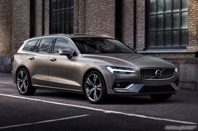 Volvo V 60 Inscription D3 8-Gang Geartronic Automatikgetriebe