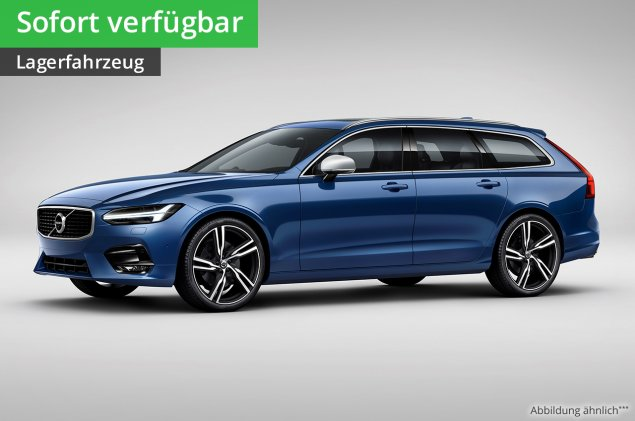 Volvo V 90 R Design D5 AWD 8-Gang Geartronic Automatikgetriebe